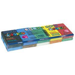 Plastelin 10bojax50g pvc Giotto Pongo Fila 5108
