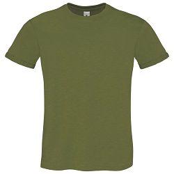 Majica kratki rukavi B&C Too Chic/men zelena M!!
