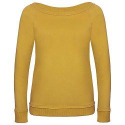 Majica dugi rukavi B&C Invincible/women 300g isprano žuta S!!