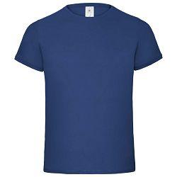Majica kratki rukavi B&C Flamingo 110g tamno plava L!!