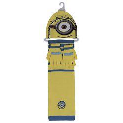 Šal+kapa+rukavice Minions Cerda 2200000454 žuti!!