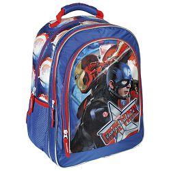 Ruksak školski anatomski Captain America Cerda 2100001313!!
