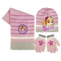 Šal+kapa+rukavice Paw Patrol girl Cerda 2200001771!!