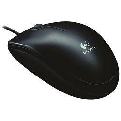 Miš usb 3tipke optički B100 Logitech crni