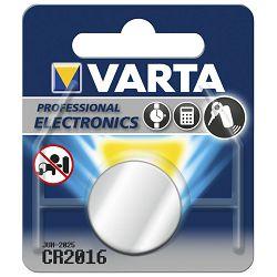 Baterija litij dugmasta 3V Varta CR2016 blister!!