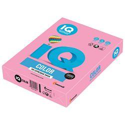Papir ILK IQ Pastel A4  80g pk500 Mondi PI25 rozi