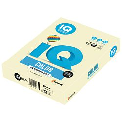 Papir ILK IQ Pastel A4 120g pk250 Mondi BE66 vanilija