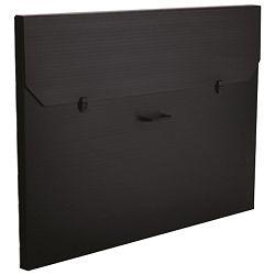 Torba-kofer pp-tvrdi 1240x880x40mm Balmar (Dispaco) 4000 crna/crna ručka bočno