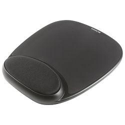 Podloga za miša gel Kensington 62386 crna blister