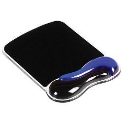 Podloga za miša Duo gel Kensington 62401 plavo/crna blister