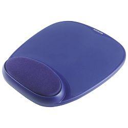 Podloga za miša gel Kensington 64273 plava blister