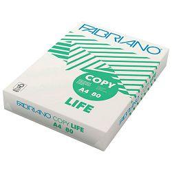 Papir ILK Copy Life A4 80g reciklirani pk500 Fabriano