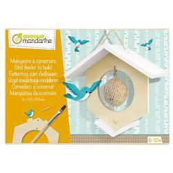 Set za izradu-Kućica za hranjenje ptica Avenue Mandarine Clairefontaine CO172C!!