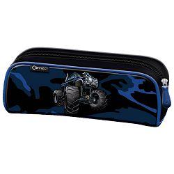 +Pernica vrećica/pravokutna Monster Truck Connect crno-plava