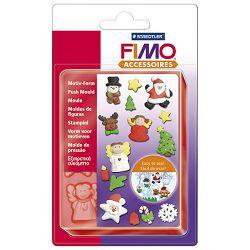 Kalup za modeliranje Christmas Fimo Staedtler 872506 blister