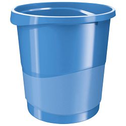 Koš za smeće pp 14L Vivida Esselte 623948 plavi