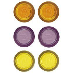 Magnet 3cm pk6 Quartet 1903790 prozirno sortirano blister