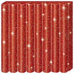 Masa za modeliranje   57g Fimo Effect Staedtler 8020-202 glitter crvena