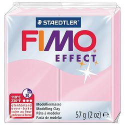 Masa za modeliranje   57g Fimo Effect Staedtler 8020-205 pastelno roza