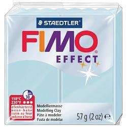 Masa za modeliranje   57g Fimo Effect Staedtler 8020-306 svijetlo plava