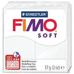 Masa za modeliranje   57g Fimo Soft Staedtler 8020-0 bijela