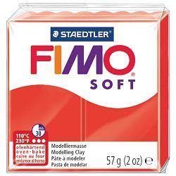 Masa za modeliranje   57g Fimo Soft Staedtler 8020-24 indian crvena