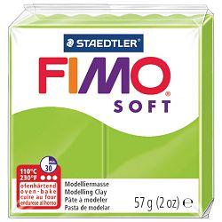 Masa za modeliranje   57g Fimo Soft Staedtler 8020-50 zelena