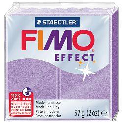 Masa za modeliranje   57g Fimo Effect Staedtler 8020-607 lila