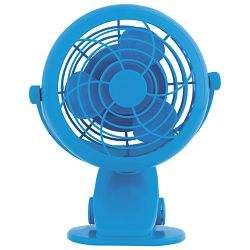 Ventilator prenosivi klip Joy Mini Rexel 2104408 plavi