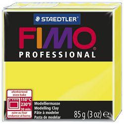 Masa za modeliranje   85g Fimo Professional Staedtler 8004-1 limun žuta