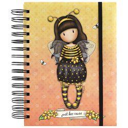Organizer 18x21cm 108L Bee Loved Gorjuss 201GJ08!!