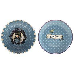 Kutija ukrasna metalna s poklopcem Bubble Fairy Gorjuss 242BF!!