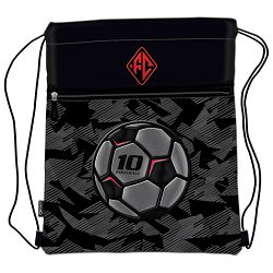 Vrećica za tjelesni Football Team Connect crno-sivo-crvena!!