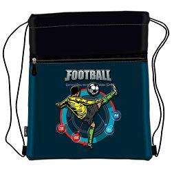 Vrećica za tjelesni Football Player Connect crno-plava petrolej!!