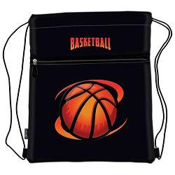 Vrećica za tjelesni Basketball Team Connect crno-narančasta!!