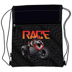 Vrećica za tjelesni ATV Race Connect crno-narančasta!!
