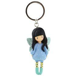 Privjesak za ključeve Bubble Fairy Gorjuss 631GJ09 blister!!