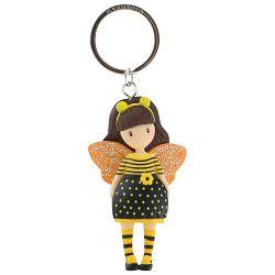 Privjesak za ključeve Bee-Loved  Gorjuss 631GJ10 blister!!