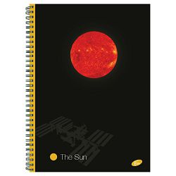 Blok kolegij A4 karo  70L Planets Elisa