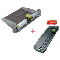 Rezač stolni za papir rez387mm 30L SmartCut A515 Rexel 2101967 + rezač 5L A100 Rexel 2101961 GRATIS