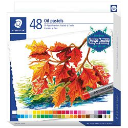 Boje uljne 48boja Design Journey Staedtler 2420 C48 blister