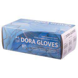 Pribor za čišćenje-rukavice nitril-bez pudera pk100 plave M
