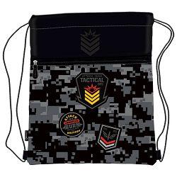 Vrećica za tjelesni Army Connect crno-siva
