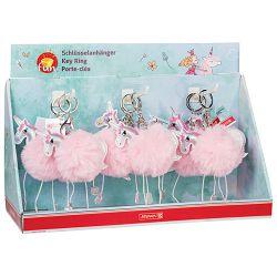 Privjesak za ključeve Unicorn Princess Brunnen 10-36509 842