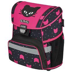 Torba školska anatomska 4/1 Loop Black Cat Herlitz 50032440