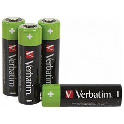 Baterija za punjenje 1,2V AA pk4 Verbatim 49517 LR6 blister