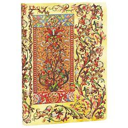 Notes 13x18cm-midi crte  72L s gumicom Tuscan Sun Paperblanks PB3496-4