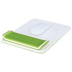 Podloga za miša ergonomska podesiva Wow Leitz 65170054 -NL zelena/bijela