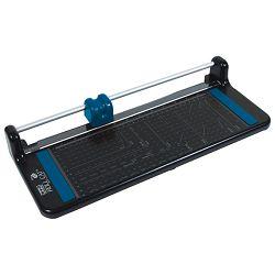 Rezač stolni za papir rez320mm  6L Mobius 63320010 crni/plavi