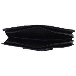 "Torba poslovna za notebook 15,6"" kožna ženska Galko 13-0553-1007 crna"